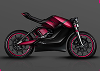 Ducati E-Fighter || Rendering